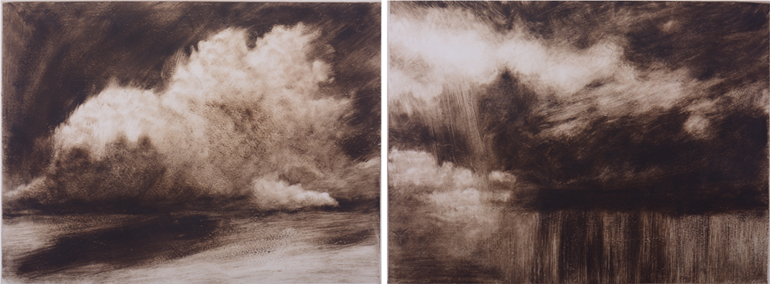 George Szirtes & Clarissa Upchurch Clouds