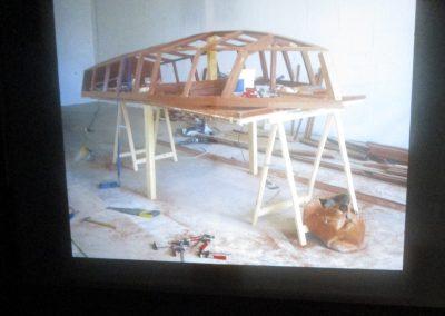 Simon Starling Installation 1