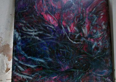 Siobhan Munroe Painting