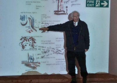 Clive Scott Talk 1