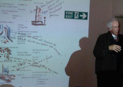 Clive Scott Talk 2